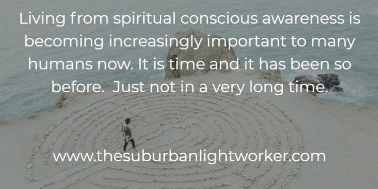 spiritual conscious centerpablo